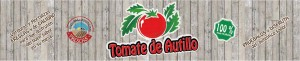 Etiqueta tomate autillo